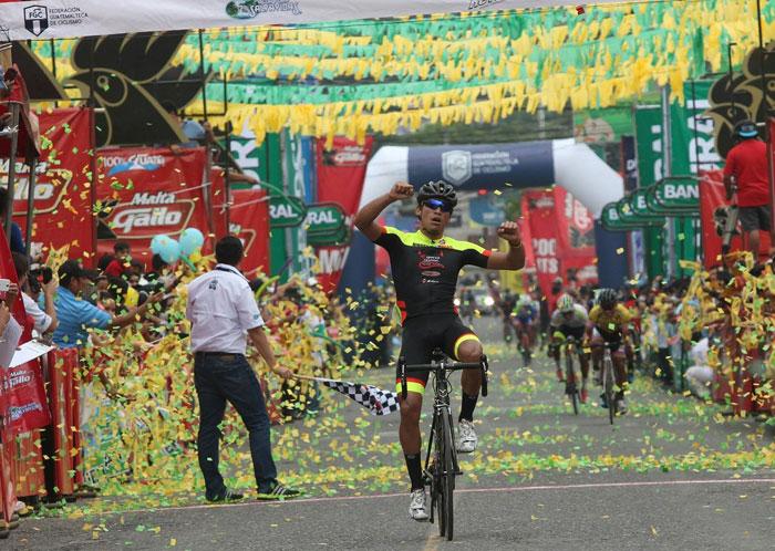 Quinta etapa para el ecuatoriano Jefferson Cepeda en Vuelta a Guatemala