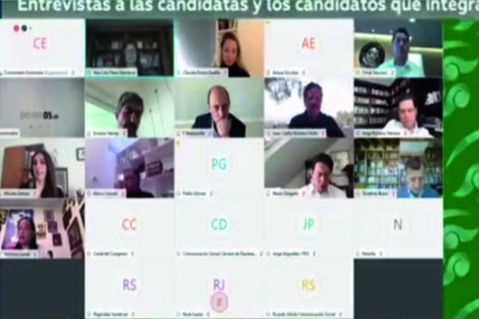 INE INICIA PROCESO CANDIDATOS