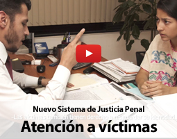 video destacado atencion victimas