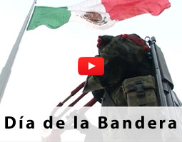 video destacado bandera