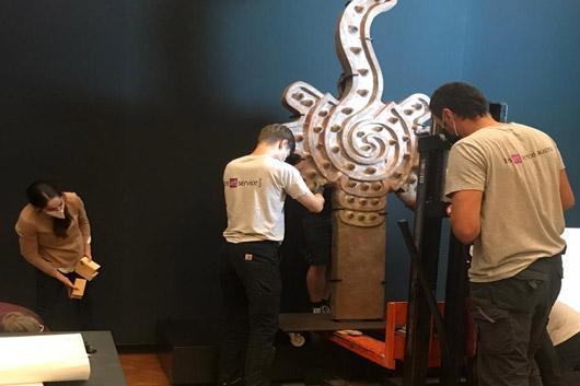 Aztecas llega al Museo Etnográfico de Viena, en Austria
